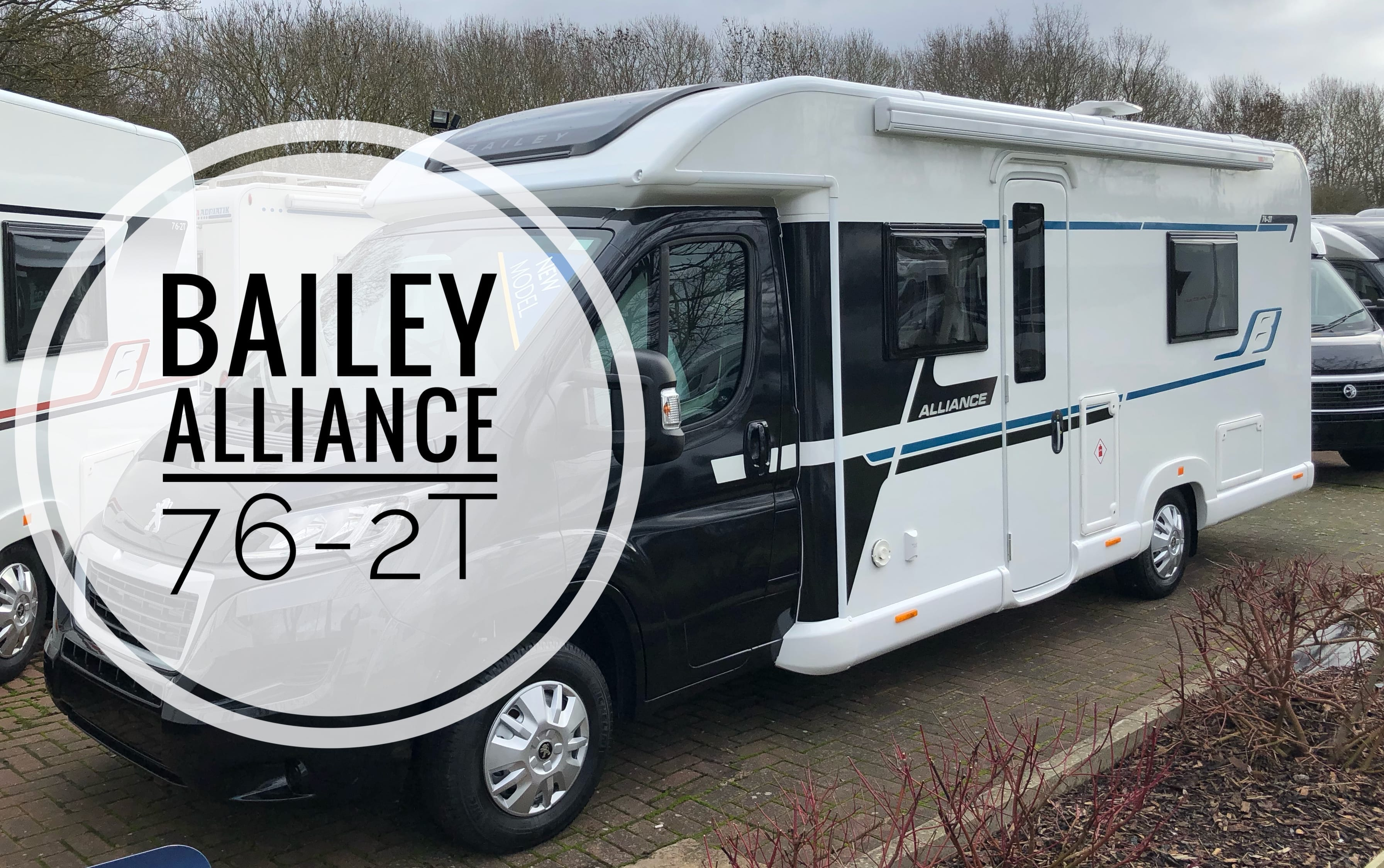 Bailey Alliance 76-2T