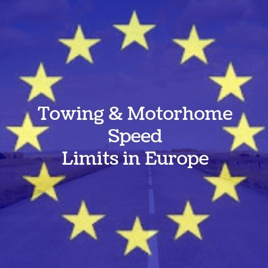 Europe Speed Limits