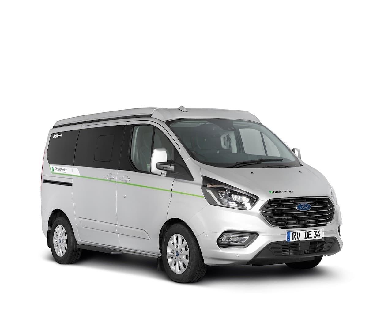 Globevan Front