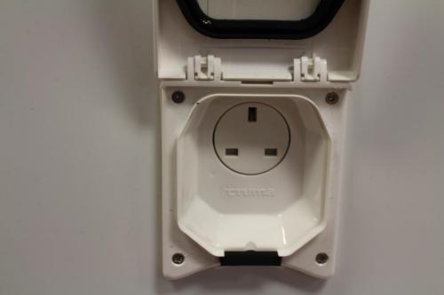 External 230V Mains Socket